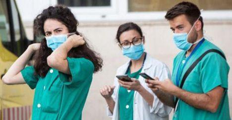 Castilla-La Mancha confirma 3.383 casos positivos por infección de COVID-19