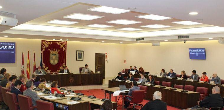 Foto: Archivo Pleno Ayuntamiento