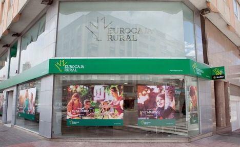 Eurocaja Rural ha abonado hoy el pago de las pensiones de la Seguridad Social a sus clientes para mitigar los efectos del COVID-19