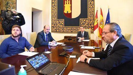 El Gobierno regional pide la implicación del Ejecutivo central para desbloquear la llegada de material sanitario comprado fuera de España