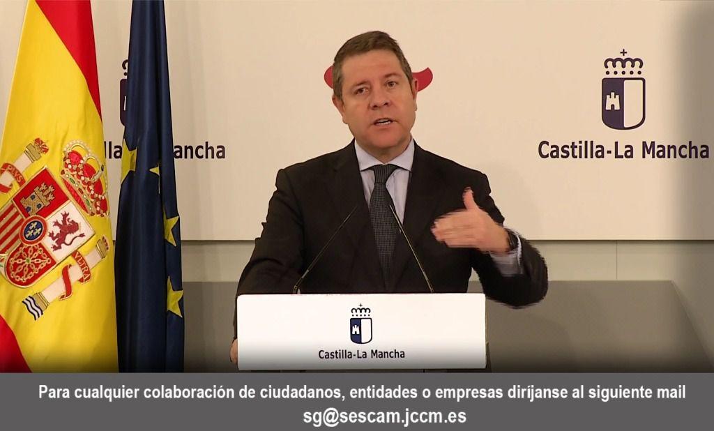 Page celebra la 'respuesta extraordinaria' del sistema sanitario en España ante una situación 'inédita'