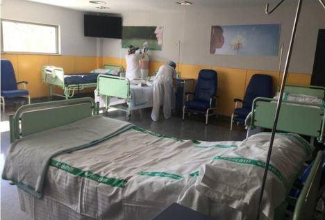 Los casos acumulados en Castilla La Mancha son 7.682. Las altas en las últimas veinticuatro horas ascidenden a 101