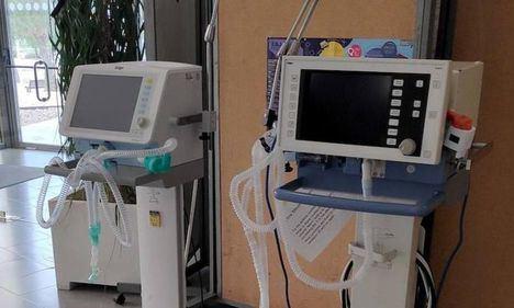 El Obispado de Albacete confirma la donación de un nuevo respirador para el Hospital de Albacete, por lo que ya son cuatro los adquiridos