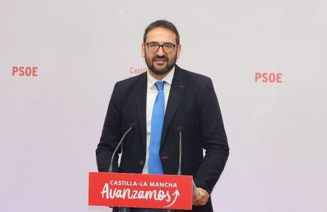 """Sergio Gutiérrez pide al PP de Paco Núñez que deje de utilizar la pandemia: """"Son más importantes las vidas que los votos"""""""