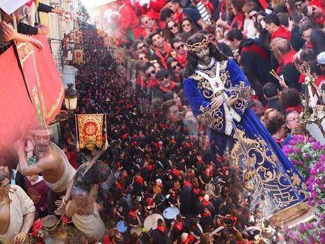 Foto. Cristo de Medinaceli. HELLÍN