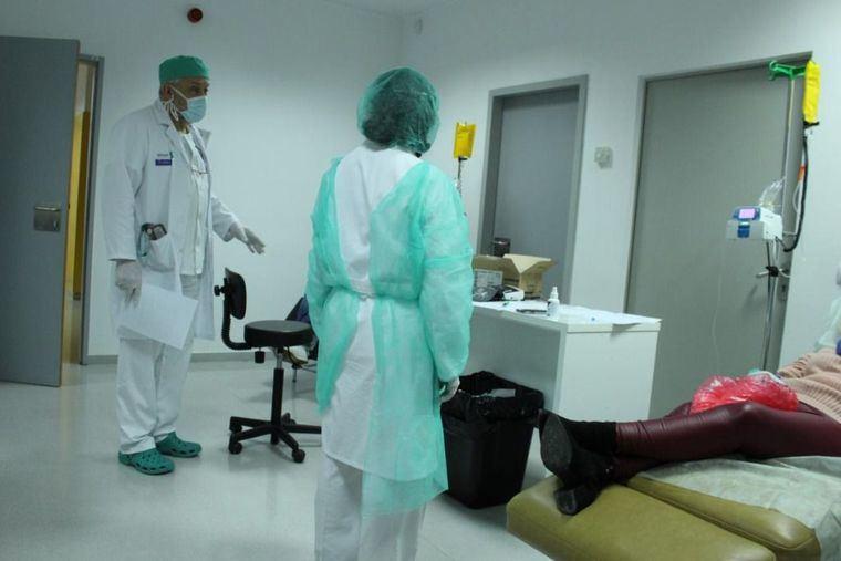 Coronavirus.- Ej número de casos asciende a 10.031 personas. Por primera vez las altas epidemiológicas, 1.149, supera al de fallecimientos, 1.055 en la región