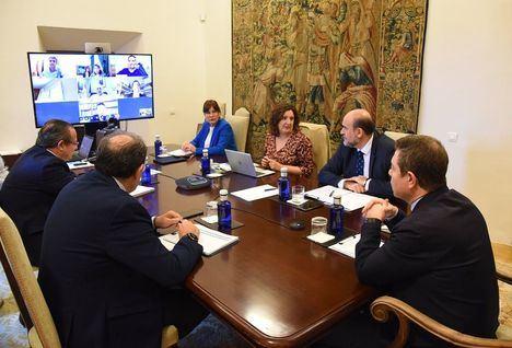 """Cabañero: """"La coordinación y la colaboración entre Administraciones será fundamental para la recuperación económica y social que seguirá a la crisis sanitaria"""""""
