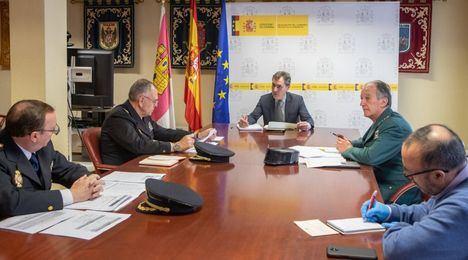 Detenidas 94 personas y registradas 13.540 infracciones en Castilla-La Mancha en el estado de alarma