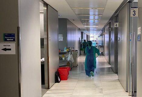 Coronavirus.- Continúa descendiendo el número de hospitalizados y pacientes críticos, y aumentan las altas epidemiológicas