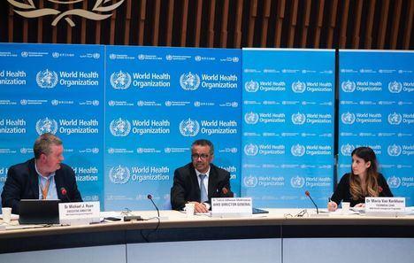 Coronavirus.- La OMS destaca la desaceleración de casos en España e Italia pero avisa del aumento de contagios a sanitarios