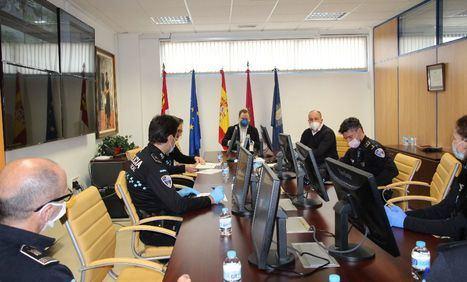 El Equipo de Gobierno transmite la gratitud de la ciudad a la Policía Local por el esfuerzo realizado durante el primer mes de la alarma