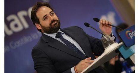 Gran acuerdo presupuestario a 3 años y sumar a sociedad civil, condiciones de Núñez para firmar el pacto de Castilla-La Mancha