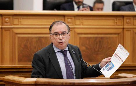 """Fernando Mora dice a Paco Núñez que """"no puede haber intereses de partido"""" porque """"es muy importante que salgamos unidos"""" de la crisis"""