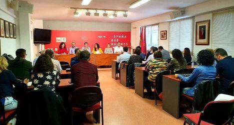 """Los socialistas de la provincia de Albacete llaman """"a la unidad y a la responsabilidad para alcanzar grandes pactos que permitan una reconstrucción social y económica tras la crisis del COVID-19"""""""