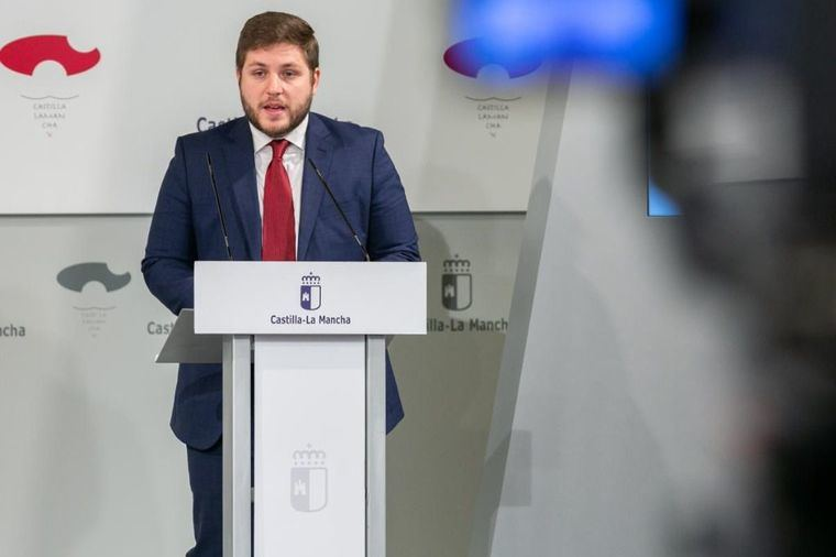 Castilla-La Mancha aborda junto al sector de la construcción la 'Estrategia SUMA' para reactivar la economía y el empleo e impulsar el desarrollo de los pequeños municipios
