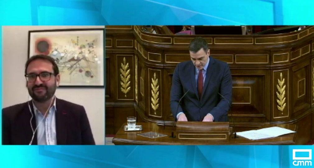 """Sergio Gutiérrez: """"Núñez quiere una comisión de investigación para dar alas a los propios bulos del PP"""""""