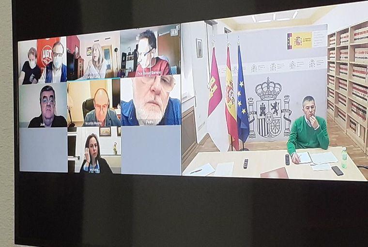 La Comisión Provincial del PEZRD aprueba el reparto de fondos de este año para la contratación de desempleados por los ayuntamientos
