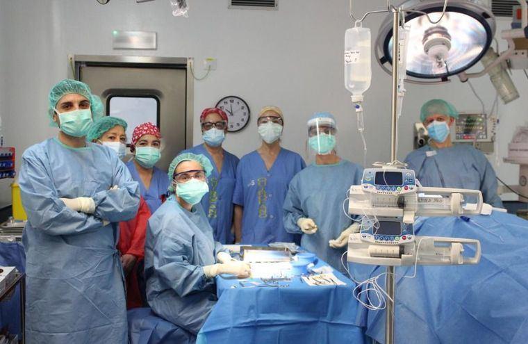 La Gerencia de Atención Integrada de Albacete inicia la recuperación de una parte de la actividad quirúrgica programada