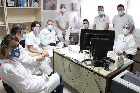 Los hospitales de Cuenca y de Albacete participan en el primer ensayo clínico para prevenir la infección por coronavirus en los profesionales sanitarios