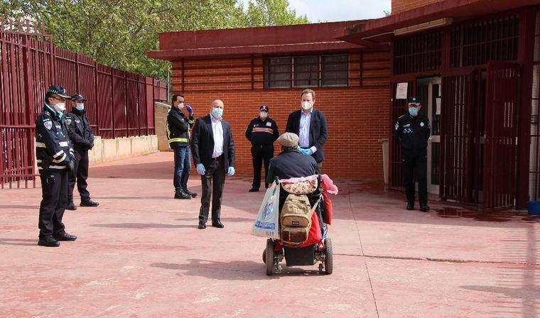 El Ayuntamiento de Albacete atiende en sus recursos a 112 personas sin hogar y ha concedido ayudas de emergencia a 185 familias con cargo a la Tarifa Social