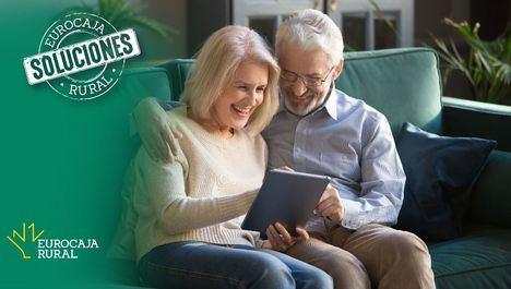 Eurocaja Rural anticipa hoy el abono de las pensiones a sus clientes para combatir los efectos del COVID-19