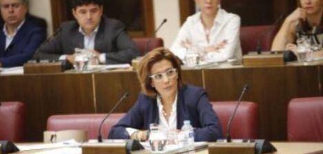 Rosario Velasco, portavoz del grupo VOX del Ayuntamiento de Albacete, presenta una serie de preguntas y medidas necesarias, para combatir el covid19