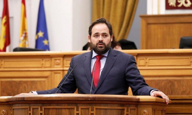 Núñez acusa a Page de 'faltar a la verdad' por decir que Castilla-La Mancha es la región que más test hace