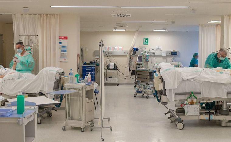 Continúa la tendencia de más altas epidemiológicas y menos hospitalizados en Castilla-La Mancha en esta fase de la pandemia del coronavirus