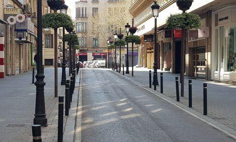Las calles Rosario y Gaona se transforman en peatonales el 11 de mayo