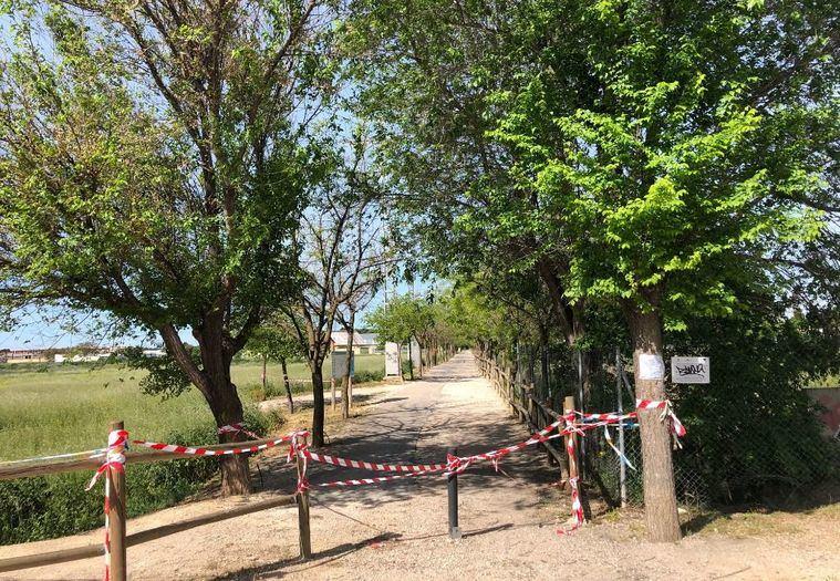 El camino del Canal de Mª Cristina y el carril multideportivo a La Pulgosa se abrirán mañana en Albacete