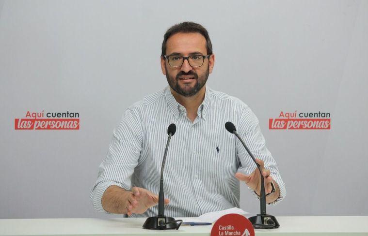 """Sergio Gutiérrez: """"Castilla-LaMancha marca el camino de lo que necesita España, que es acuerdo, colaboración y lealtad"""""""