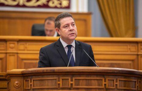 El presidente de Castilla-La Mancha anuncia una Ley de Reserva Estratégica de Material Sanitario y firmará el lunes un plan con la patronal y los sindicatos para la reconstrucción económica de la región