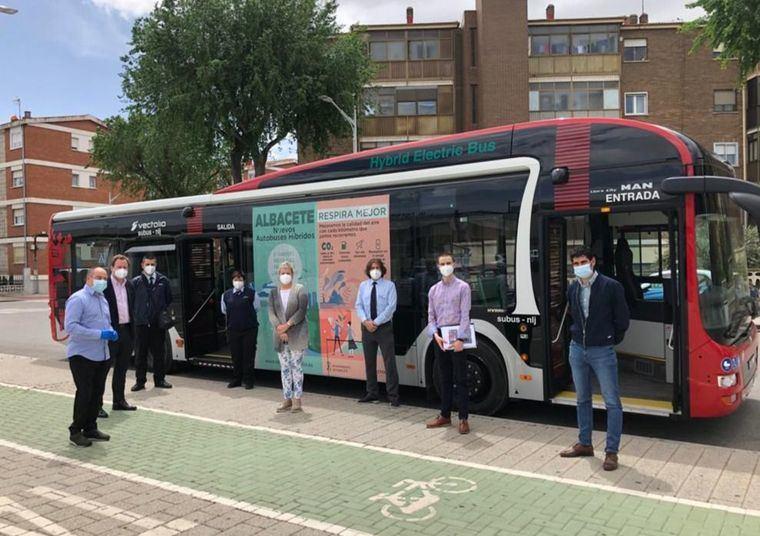La Concejalía de Movilidad Urbana adopta medidas para garantizar la seguridad de viajeros y conductores en Albacete