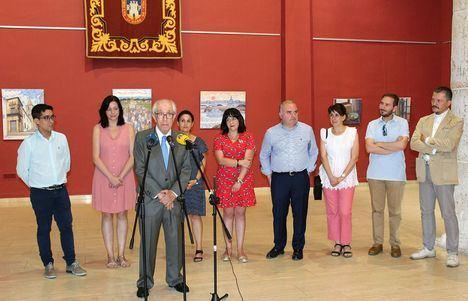 El Ayuntamiento de La Roda expresa su pesar por el fallecimiento del ilustre pintor Antonio Carrilero