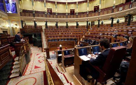 Coronavirus.- El Congreso aprueba la cuarta prórroga del estado de alarma, con mayoría absoluta pero con menos apoyo