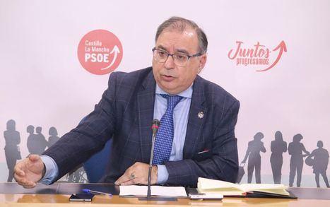 El PSOE pedirá a la Junta que no cuente con el PP para el pacto si Núñez
