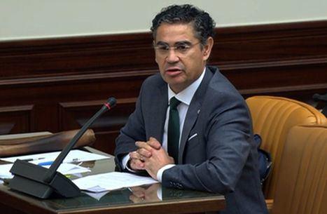 El diputado del PSOE por Albacete, Manuel González Ramos, forma parte de la Comisión para la Reconstrucción Social y Económica del Congreso
