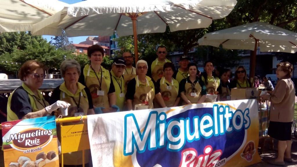 La Asociación de vecinos del Barrio de Fátima manda un mensaje de esperanza en el fin de semana que se estarían celebrando sus fiestas