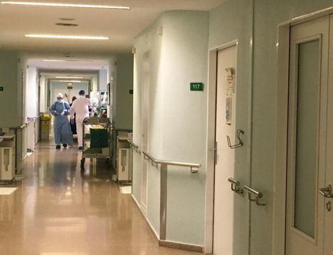 Castilla-La Mancha supera las 6.000 altas y el número de hospitalizados desciende de 600 en la lucha contra la pandemia por coronavirus
