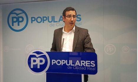 Manuel Borja, diputado del PP, recuerda a Page el esfuerzo que realizan los alcaldes de la región que desde el `primer momento´ asumieron la responsabilidad de las tareas de desinfección