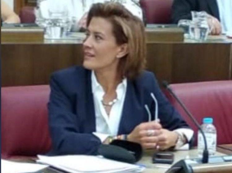 Rosario Velasco, de Vox, critica la falta de comunicación por parte del Ayuntamiento a los albaceteños del mantenimiento de la Fase 0