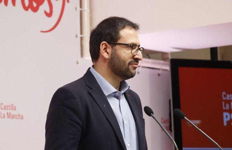 Sergio Gutiérrez insta a Núñez a pedir perdón por haber acusado a Page de ocultar fallecidos en Castilla-La Mancha