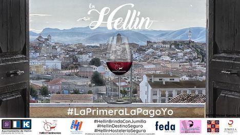 El Ayuntamiento de Hellín y el Consejo Regulador del vino DOP Jumilla incentivarán a distribuidores y hosteleros para fomentar el consumo de este producto de la tierra