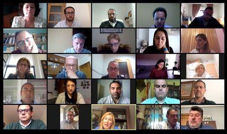 """Beltrán y Agudo critican la """"desastrosa gestión"""" de Page en la región y lamentan la fijación del PSOE con Madrid para intentar desviar la atención de sus carencias"""