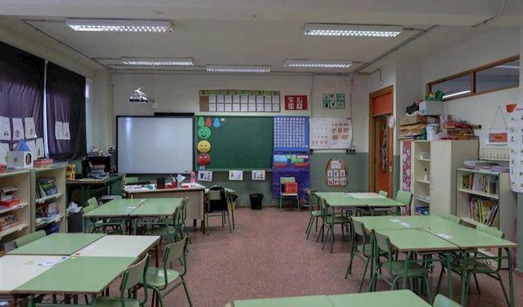 Page da por terminado el curso escolar presencial en Castilla-La Mancha