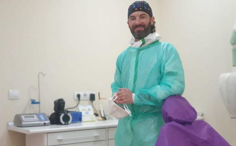"""Lorenzo Romera, odontólogo, en Radio 4G Albacete: """"Dejemos de jugar a la ruleta rusa con nuestra salud y protejámosla como el tesoro más importante"""""""