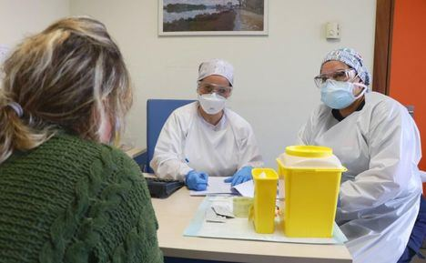 Castilla-La Mancha al completo entrará en Fase 1 con 6.378 altas, 327 personas hospitalizadas en planta y 80 en UCIS