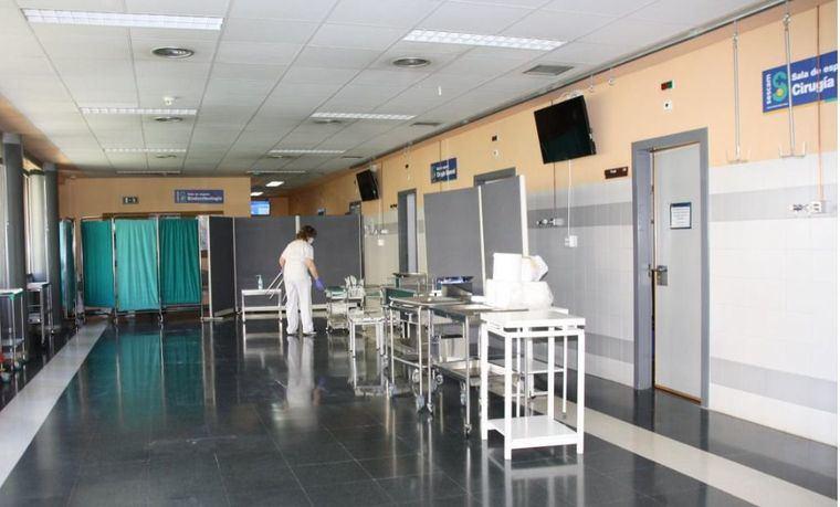 En las últimas horas se han confirmado 30 nuevos casos mediante PCR y en la última jornada no ha habido ingresos COVID en Unidades de Cuidados Intensivos