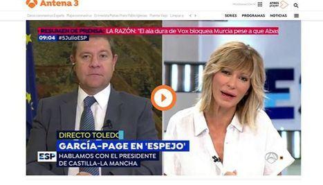 Page achaca la tasa de letalidad de Castilla-La Mancha a su población envejecida: