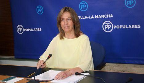 """Ana Guarinos critica """"la falta de sensibilidad y de humanidad"""" de Page con las personas mayores"""